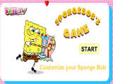 Customize Your Sponge Bob