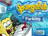 Parking Spongebob