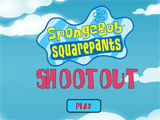 Spongebob Shoot Out