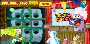 juegos de bob esponja en la feria tic tac